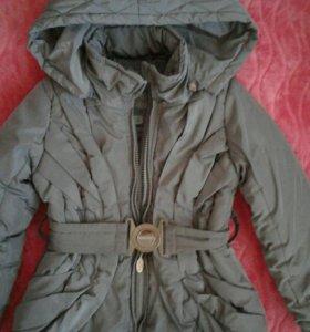 Куртка на 4 годика