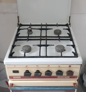 Газовая плита б/у