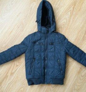 Куртка демисизонная, рост 116-122