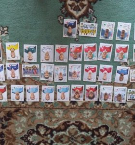 Карточки Panini