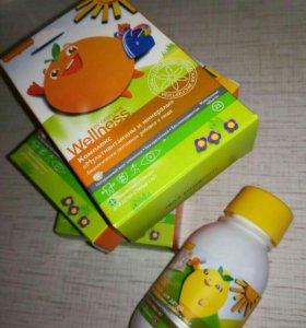 Омега3 wellness kids