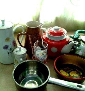 Чайники, кофейники