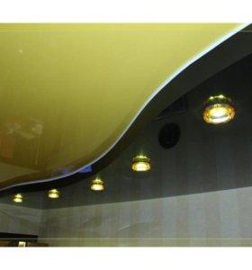 Матовый потолок – UF LAK 20831