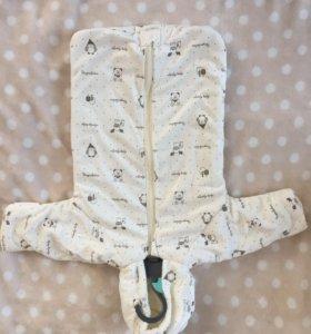 Спальные мешочки для малышей