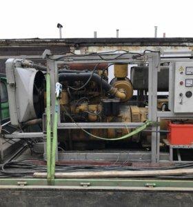 Дизель генератор 40 кВт Германия