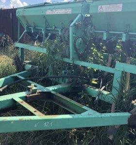 Почвообрабатывающая посевная машина Обь-12-3Т