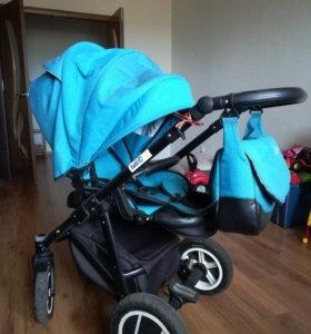 Детская коляска Tutic Bumer 2 в 1
