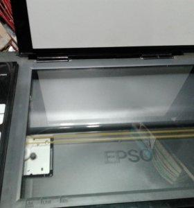 много функциональное устройство принтеры