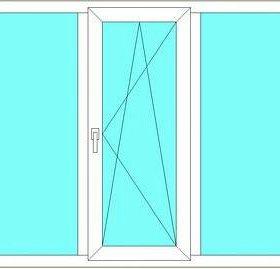 Пвх окна,двери,алюминиевые лоджии,входные и межком