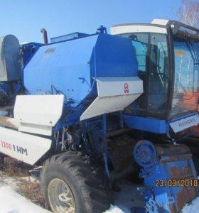 Комбайн зерноуборочный самоходный «Енисей 1200 1НМ-165У»