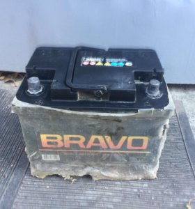 Аккумулятор BRAVO 60Ah