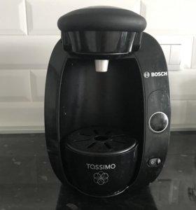 Капсульная кофеварка Bosch Tassimo