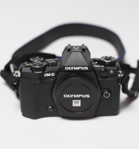 Olympus OM D EM5 MARK II