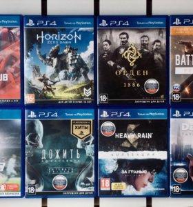 Игры для PS4. Detroit и другие игры