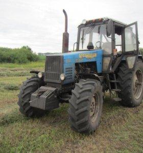 """Трактор """"Беларус-1221.2"""""""