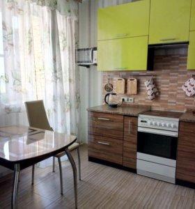 Квартира, 1 комната, 37.1 м²