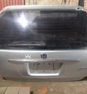 Крышка багажника на Honda Odyssey кузов ra6