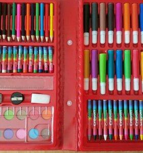 Фломастеры, карандаши