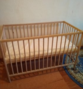Кроватка Икея новая срочно