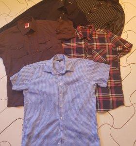 Мужские рубашки в ИДЕАЛЕ
