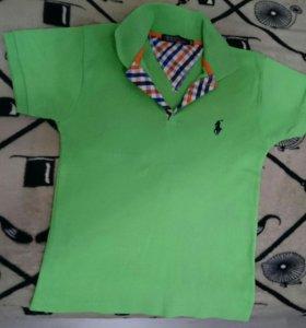 Рубашка Поло(рост152 см)