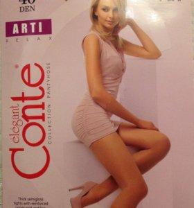 Новые колготки Conte, 40 den