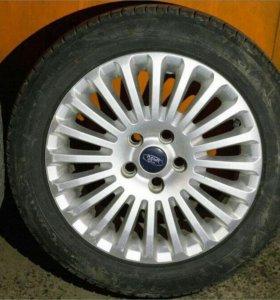 Диск легкосплавный форд фокус 2