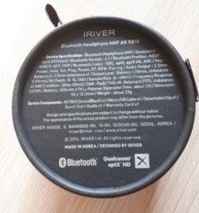 Усилитель для наушников Iriver Astell&Kern AX XB10