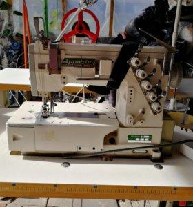 Производственные швейные машинки