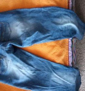 Продам джинсы 44р.