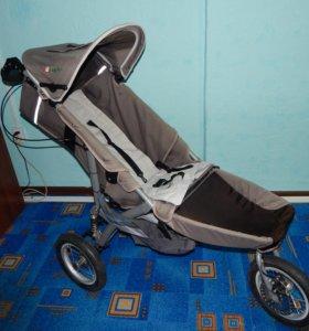 коляска для детей с ДЦП Special Tomato Jogger