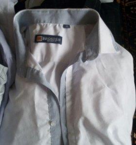 Рубашки, брюки, кофты, шорты, майки, кроссовки