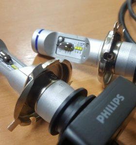 Led лампы Philips h4