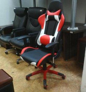 Кресло компьютерное геймерское VIVA 579, к/зам б/у