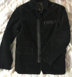 Пиджак подростковый, вельвет