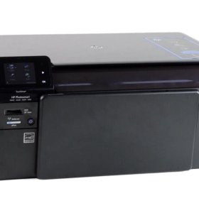 HP Photosmart Wireless e-All in-One Printer B110b