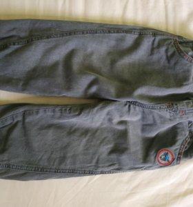 штаны утепленные детские 86 - 92 на мальчика