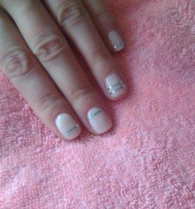 Красивые ногтки