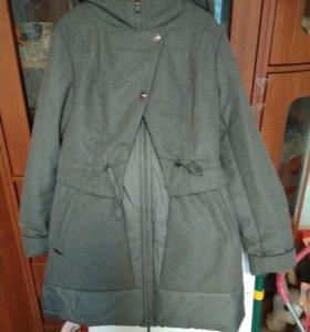 Новое пальто Dimma