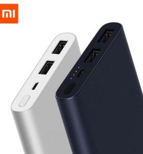 Новый Xiaomi Power Bank 2i 10000 mAh