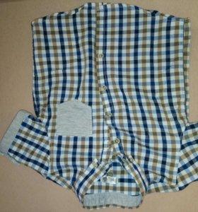 Рубашка 300, кофта 200