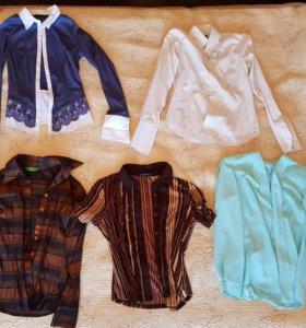 Женская одежда (пакетом)
