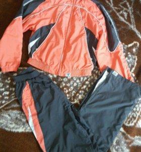 Спортивный костюм, куртка, ветровка,брюки Reebok