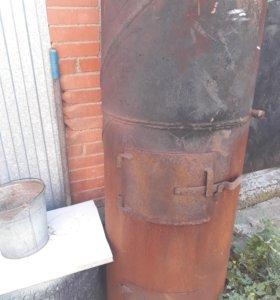 Печка 110л