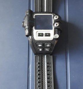 Часы Spy net от Hasbro.