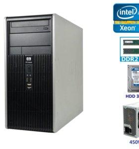 4-Х Ядерный Компьютер Intel Xeon X5450 3.00GHz 8GB