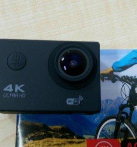 Экшен камера 4K Wi-Fi