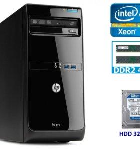 4-Х Ядерный Компьютер Intel Xeon X5450 3.00GHz 6GB