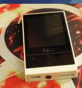 Hi-fi плеер fiio M3 белый