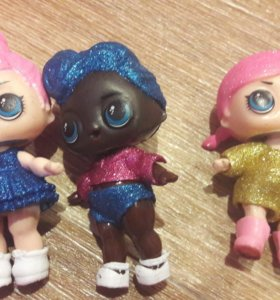 Куколки Lol